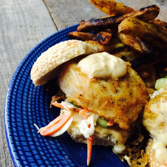 Gluten Free Filet O' Fish